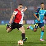 Feyenoord overwintert in Europa na stunt tegen Sevilla. Lees het verslag van #FEYsev nu via http://t.co/FLH7C6Lyq5 http://t.co/y8Fk4SQXR6