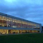 Aulario. Facultad de Ciencias de la Información. Universidad Complutense #Madrid @UCMccinf @unicomplutense #Foto http://t.co/vFw9oPkNfi