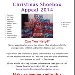 Can You Help? @TBFNorfolk is appealing for one or two gifts or filled shoeboxes for their #Christmas Shoebox Appeal http://t.co/xAiOAvs2xn