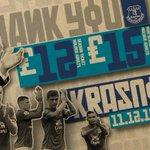 KRASNODAR: #EFC announce reduced ticket prices for final #UEL group game against Krasnodar. http://t.co/bJiuWyiMZ2 http://t.co/oyeERjlMIv