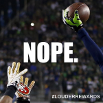 READY FOR TODAY'S GAME??? Enter to win tickets to the 49ers VS the Seahawks! http://t.co/oUBrL3wKVv #LOUDERREWARDS http://t.co/nLbsF04gTK