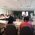 FOTO Taller de @SCTG_GobOax (@GobOax) para fomentar en servidores públicos y #ONGs estrategias de #Contraloríasocial http://t.co/kuDYcbyp1z