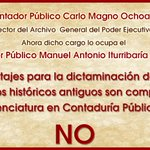 Es responsabilidad de @GobOax que personal a cargo del Archivo Gral. cumpla con perfil requerido #Oaxaca @Garcocha http://t.co/6gfejM7btY