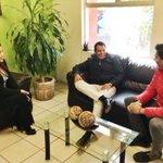 Mantiene reunión @tonovazquez coordinador estatal de regidores con coordinadores de Gomez Palacio y Lerdo http://t.co/lkPrpBWLNH