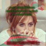 ياجزائريين كنزاويين من اليوم بطلوا تحلااااب???? الدعم لكنزة كنزة كنزة و بسس رتويت #KenzaMorsli #StaracArabia http://t.co/0Ayv36JckR