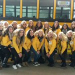 We spy with our little eye a familiar CHCH face among the Hamilton @Ticats cheerleading crowd! @LesleyAStewart http://t.co/9wi5jIxUjs