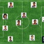 El XI #Rayados para el partido de hoy Jona | Meza-Mier-Stefan-Chispa | Chelito-Zavala-Neri-Candido | Silva-Suazo http://t.co/pjdQN8g4Ne