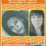 #TeBuscamos Diana Melissa Vega Ramos, 20 años de edad. #Desaparecida en #Cuernavaca, #Morelos 22/10/2014 @_LaAlameda http://t.co/am2fIHyLPT