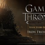 FULL Launch Trailer for #GameOfThrones: A @TelltaleGames Series hits 12/1. Your Story Begins 12/2. #IronFromIce http://t.co/z5OHKHy2Op