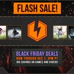 Black Friday on PS Store: http://t.co/WoNhpxLFwe Shadow of Mordor $29.99, Evil Within $29.99, Transistor $7.99, more http://t.co/stD9ZgmLAv
