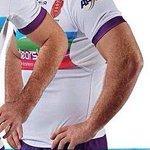 Phil Mitchell modelling the new Hull Kr shirt http://t.co/PS0c0HW1hv