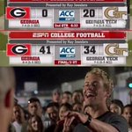 No Georgia Tech, the playoff committee wont factor in moral victories http://t.co/YTVl1bqpCm
