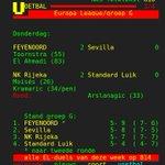 Feyenoord - Sevilla FC: 2-0 HNK Rijeka - Standard Luik: 2-0 De volledige stand in poule G van de @EuropaLeague. http://t.co/jqLXH4NPMt