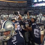 """""""@dallascowboys: Almost GO TIME! #PHIvsDAL http://t.co/2BRAcYotwg"""""""