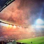 Fantastische avond! Fantastische tifo, fantastische wedstrijd en overwinteren! #FEYsev http://t.co/wNJYN7kpJZ