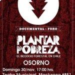 Una invitació para este domingo en Osorno, ayuden a difundir dando un RT http://t.co/m3sD9YNyg7