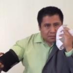 @FredyGillPineda amenaza de muerte a @JefteMendez en el Congreso #Oaxaca http://t.co/rJzkO51Cau http://t.co/t5Jd0Ppg1X