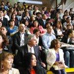Senador @ivanmoreirab en Ceremonia de Licenciatura de los cuartos medios del Liceo Eleuterio Ramirez de #Osorno http://t.co/53XrOr7rUW