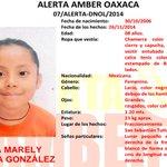 Activan #AlertaAMBER para localizar a Diana Marely Pucheta González http://t.co/wAI1Op17w6 #México http://t.co/MMCeW3u796