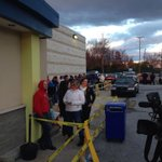 Line at Toys R Us is surprisingly short, good news for shoppers! @WFMY http://t.co/cm6hb2gxJY