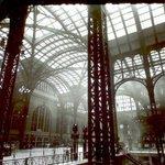 Penn Station, New York, 1936 - Photo by Berenice Abbott   #NYC #NY http://t.co/hmzSoh8QCW