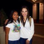 @ArelyTellez después de 5 años tengo foto contigo como Arely Téllez💕💜😁😌💖 gracias te AMOOO😍 http://t.co/6PQMIl2GF0