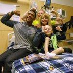 .@DangeRussWilsons zeal helps Seattle Childrens Hospital http://t.co/OO8hjkBdFZ #StrongAgainstCancer http://t.co/tXmLsm3Sap
