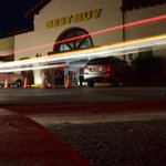 Shoppers in a #BlackFridayBlackOut in Goleta. 132 customers impacted so far. 6:19pm. Power estimated restored at 8pm. http://t.co/TdBCw858a8