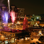 Kansas City's Plaza Lights are turned on during 85th annual ceremony. http://t.co/Sp6TeYsq26
