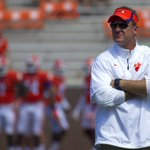 BREAKING... Report: SMU to hire Clemson offensive coordinator Chad Morris as head coach http://t.co/2zViWHo4Sj http://t.co/ZhDoFLM9HO