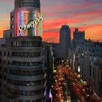 Nada que decir, sólo miren y disfruten ¡Buenas noches! (Foto de J.G. Damlow) #madrid http://t.co/kdA520fB4q