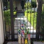 From the Gilly kids xxx #PutOutYourBats #RIPPhillipHughes http://t.co/aeheTLw5dI