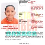 Desactivan Alerta AMBER; localizan con vida a la niña Diana Marely (nota de @Quadratinoaxaca) http://t.co/wyoIU8l6HA http://t.co/YDFuA0mvPF