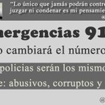 "????RT @lordvaio: @EPN La SUper Estrategia,fue solo cambiar el núm. d teléfono?? 911 No pos wow #YaMeCanse http://t.co/YuSxr8df6S"" @mtyfollow????"