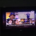 Esto no puede ser cierto. ¿De pana hay que ver el juego así? @FOXSports_sur #SudamericanaxFox http://t.co/lrU25BTbE1