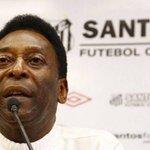 Pelé está internado na UTI. http://t.co/u4Kzhhvhnq http://t.co/CcJIvRrxVE