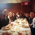 Following a fabulous Thanksgiving Day feast at Sylvias! #GoKSUOwls #HappyThanksgiving http://t.co/qoOKMfUmJZ