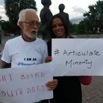 @MizDurie Horace Levy & Emily standing #NHT. Tomorrow same time same place. http://t.co/21JrMZ3VBw