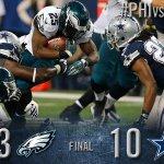 FINAL: Cowboys 10, Eagles 33 http://t.co/HN0lGL26hM http://t.co/gRWziLOZ58