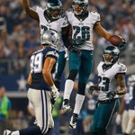 Eagles Thanksgiving DOMINATION! Philadelphia beats Dallas 33-10 to move to 9-3, alone in 1st place in the NFC East. http://t.co/hRJeNvj8RC