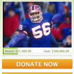 #BillsMafia showing their true red, white, and blue colors for Darryl Talley! #proudbillsfan http://t.co/cAlsdkjchb