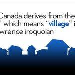"""Canada"" or ""Kanata"" ? http://t.co/vefZIWRZVQ"