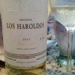 Torrontés Bodega Los Haroldos 2013 Argentino. Acidez equilibrada, flores y fruta en armonía  @CumanaCreativa http://t.co/u8kmKbqHjL