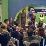 @josemarticue reunido en sede Alianza País #Azuay respaldando a #JotaLloret #RocioJuca #NuevoMomentoAP REVOLUCIÓN!!! http://t.co/s3rou6Qrov