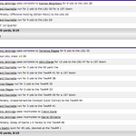"""Most importantly, ends w/ no points """"@BarrettSallee: LSU with a 14-play, 35-yard drive that took 8:19. Because, LSU. http://t.co/sKnQDMX61O"""""""
