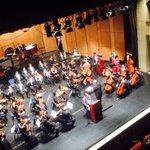 Maravilloso concierto inaugural de la Orquesta Sinfónica de mi @unicauca en sus #Unicauca187años @PopayanCultural http://t.co/bqvP06VFKL