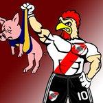 Yo soy de River; soy de River,  vamos River Plate @yanuariopaz @makawas http://t.co/K6NgJlSjHn
