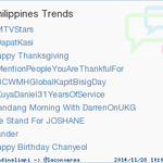 """@trendinaliaPI: Trend Alert: #BCWMHGlobalKapitBisigDay. More trends at http://t.co/qiNYyRqPPw #trndnl http://t.co/RSOYcU83IL"""