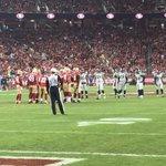 Here we go second-quarter Seahawks up 7-0. #K5Sports #SEAvSF #Seahawks http://t.co/zUDm4gTiNJ