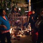 Así es como iniciamos #NavidadEnComunidad2014 en la col. San Isidro #TradicionQueNosUne #Jxlv http://t.co/7MxlhtVUCY